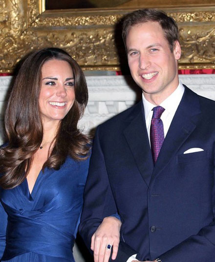 Soon, Kate Middleton will top it all off by becoming the wife of one of the ...