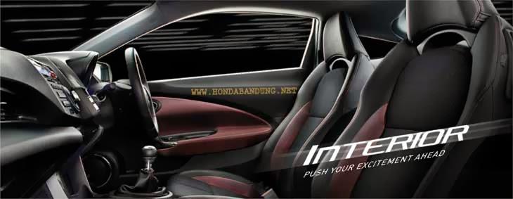 Interior Mobil New Honda CRZ