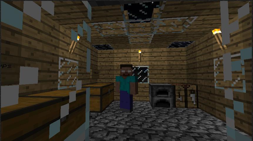 A lenda de Herobrine - Minecraft Brasil Site e Fórum