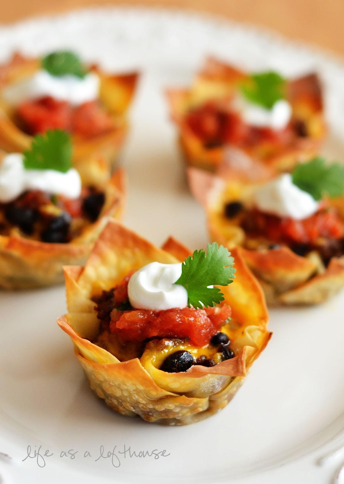 THE SASS ONLINE: |SASSY SNACKS| Taco Cupcakes & Watermelon Margarita ...