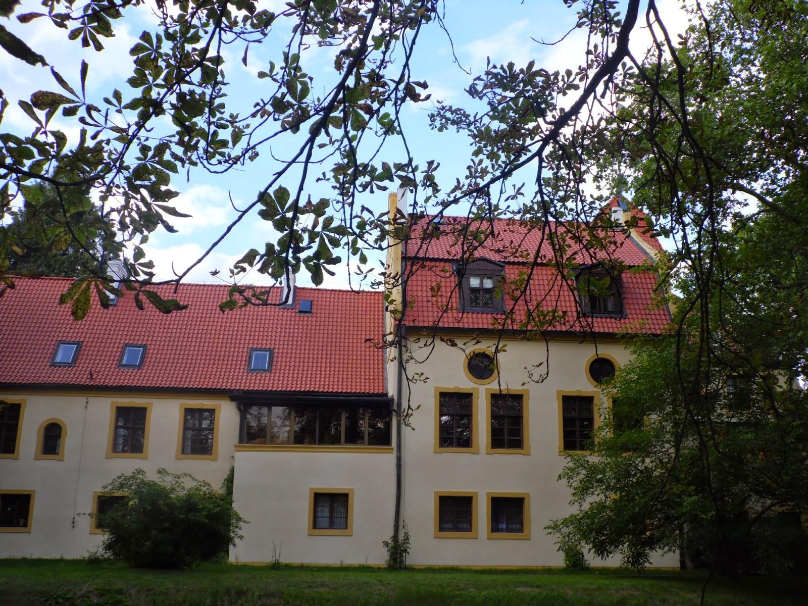 Pałac (zamek) w Krokowej