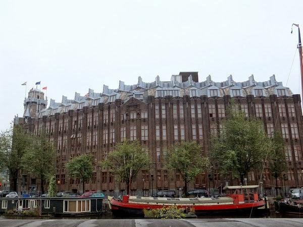 amsterdam nieuwmarkt scheepwarthuis