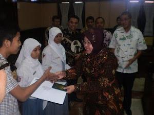 Bea Siswa Belajar di Malaysia