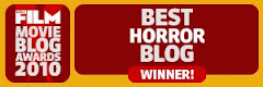 We Won!! 2010 Blog Awards: Best Horror Blog!