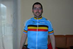 Maillot seleccion belga Asper