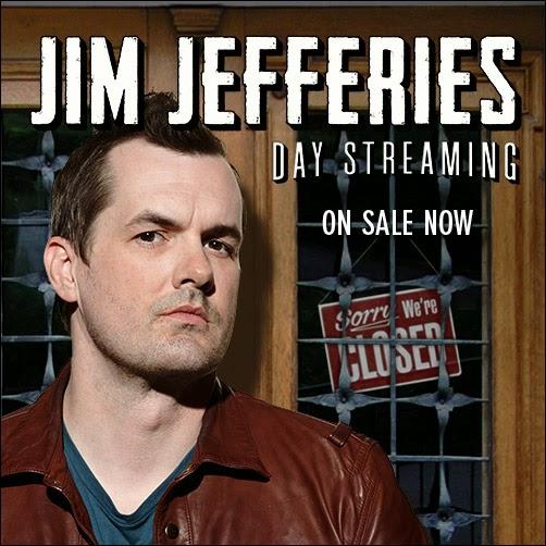 Jim Jefferies Tour Dc