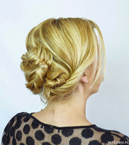 fryzura ślubna 86