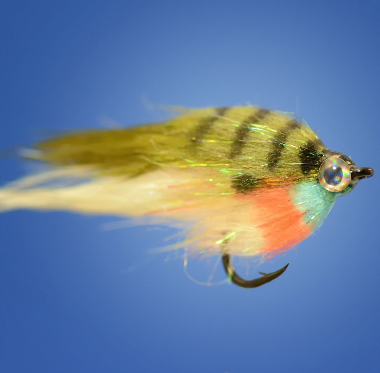 Cheech 39 s low fat minnow fly fish food fly tying and for Fly fish food