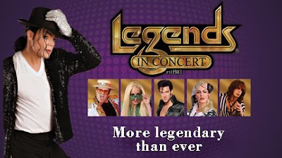Legends In Concert tickets at VegasOnDemand.com