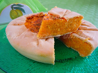 Ricetta tradizionale ligure: la torta di zucca