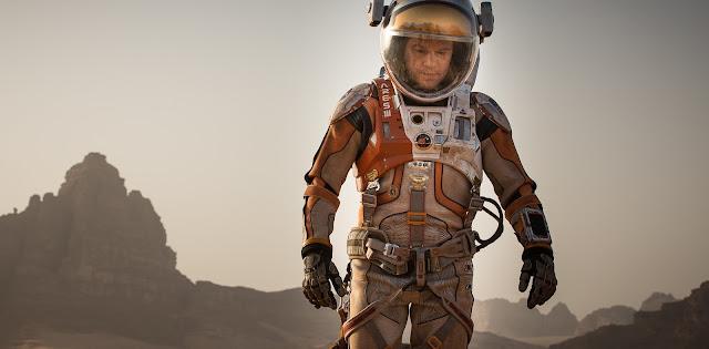 Perdido em Marte | Veja Matt Damon no primeiro trailer da ficção cientifica de Ridley Scott