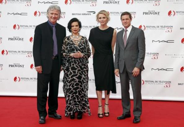 Princess Charlene At The Opening Ceremony Of The Monte Carlo Television Festival