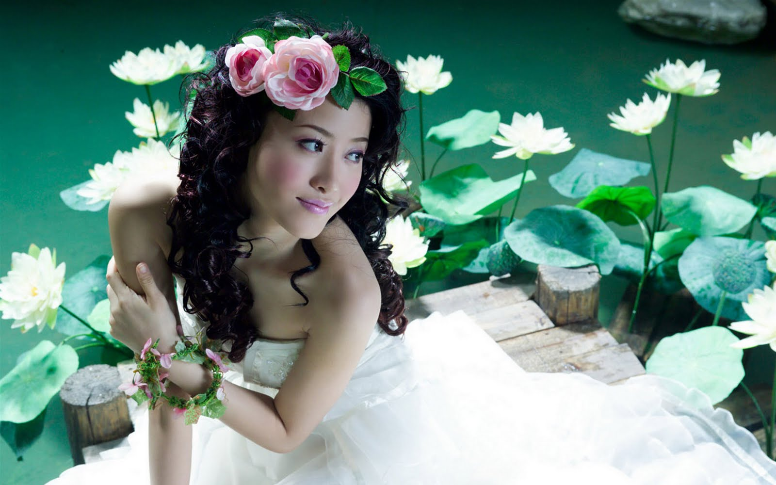 all image wallpapers: cute and beautiful girls wallpaper pack 5