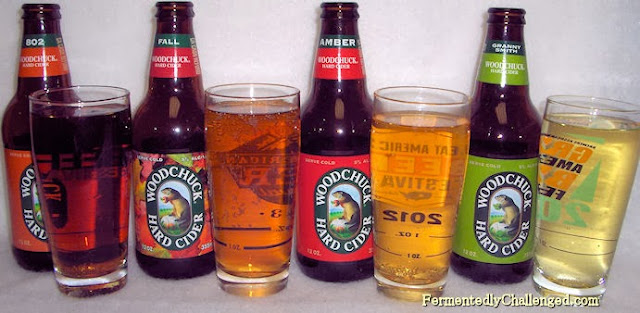 Woodchuck Cider Maker's Choice Variety Pack - Fall