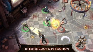 Dungeon Hunter 4 Android Game Full