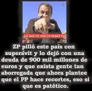 ZP ARRUINÓ ESTE PAÍS