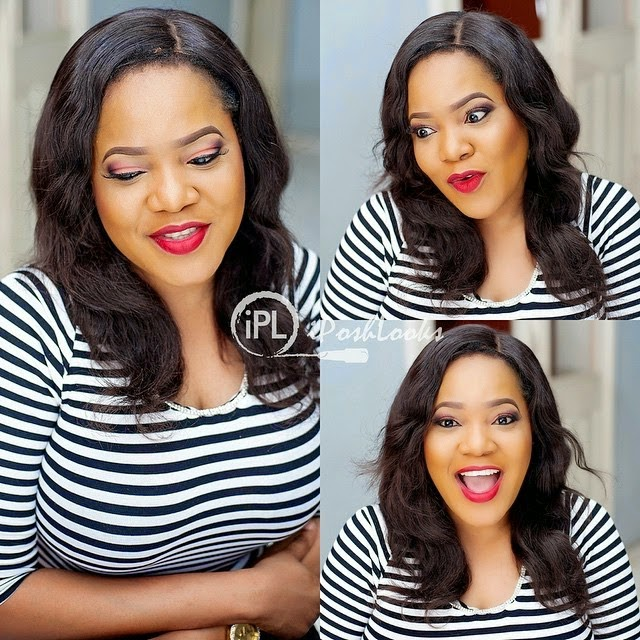 Toyin Aimakhu Dazzles In New Photos