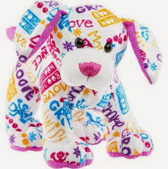 Music N Dance Pup Webkinz Pet