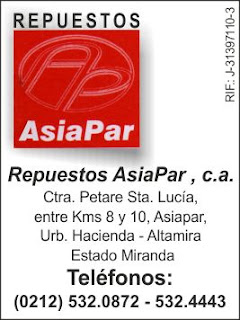 MULTISERVICIOS ASI PAR, C.A. en Paginas Amarillas tu guia Comercial