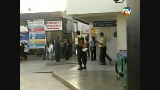 hospital materno infantil de san juan de lurigancho: