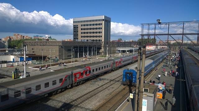 Новый поезд свяжет Тюменскую область и Адлер