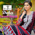 Doha Embroidered Lawn Kurti Collection 2015 by Jubilee Mill