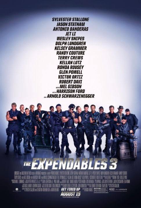Cehennem Melekleri 3 – The Expendables 3 (Türkçe Altyazılı) Full İndir