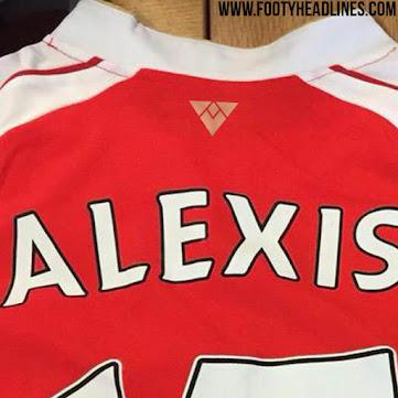 Filtran primeras imágenes de la nueva camiseta Puma del Arsenal