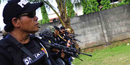 Polisi Buru Preman di Wilayah Jakarta Barat