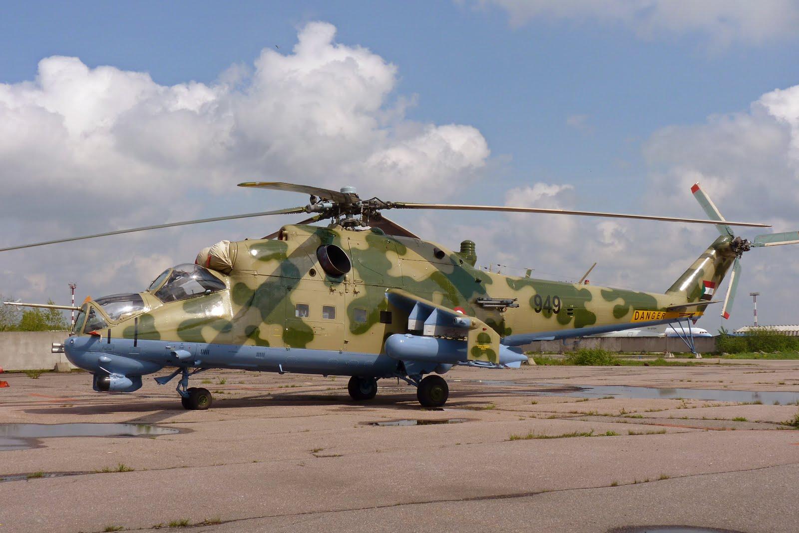 # فك رموز الطائرات الحربية # - صفحة 2 SUDAN+MI-24P+949