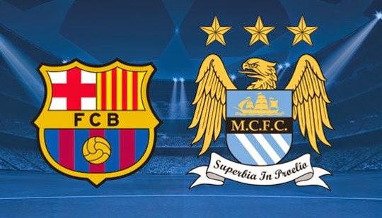 skor pemenang barcelona vs manchester city