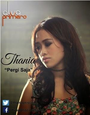 Download Lagu Thania - Pergi Saja MP3
