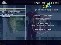 EA Sports Cricket 2004 Snapshot 9