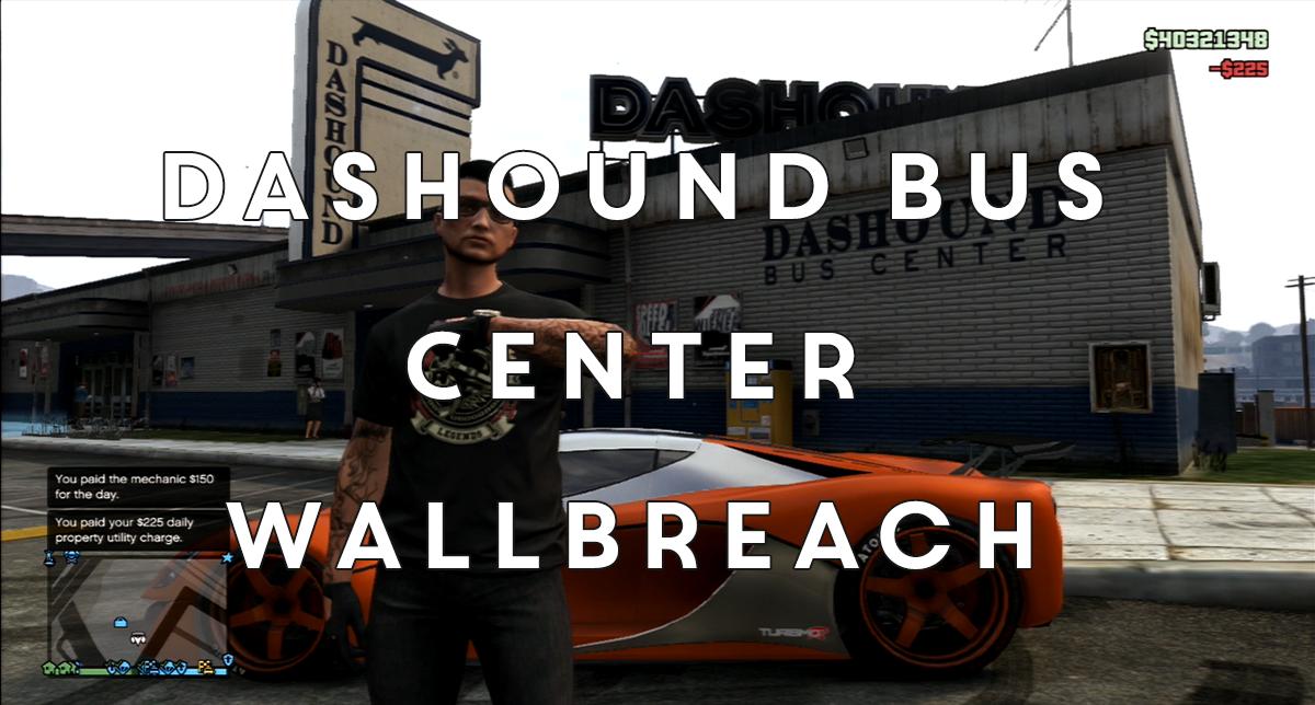 Patched Gta V Dashound Bus Center Wallbreach