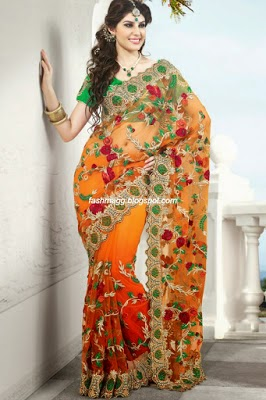 Sari- Indian typical dress for woman
