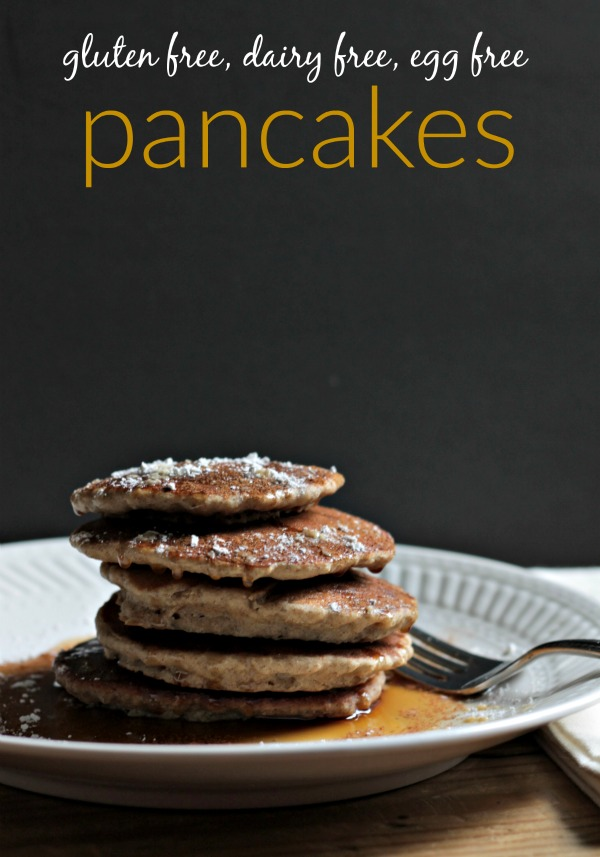 Allergy Friendly Pancakes
