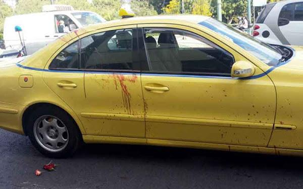 Αθίγγανοι στην Πάτρα, παραβίασαν κόκκινο, τράκαραν με ταξί και έσπασαν στο ξύλο τον πελάτη...