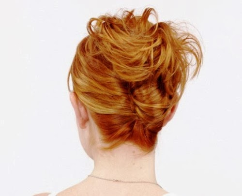 5 Easy Steps To Cute French Twist Hairstyle Muvicut Hairstyles For