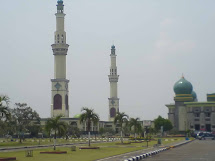 Masjid Agung Annur Kota Pekanbaru Riau Adhitya