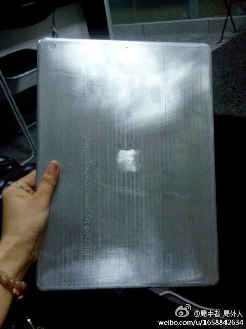 iPad Pro mockup leaked