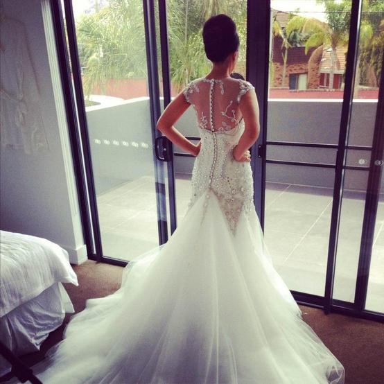 J Aton Bride: Sydney Wedding Blogger: J'aton Couture