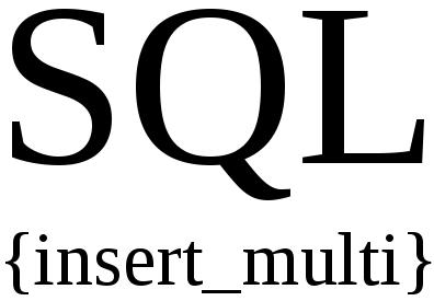 insert multi data mysql dengan php