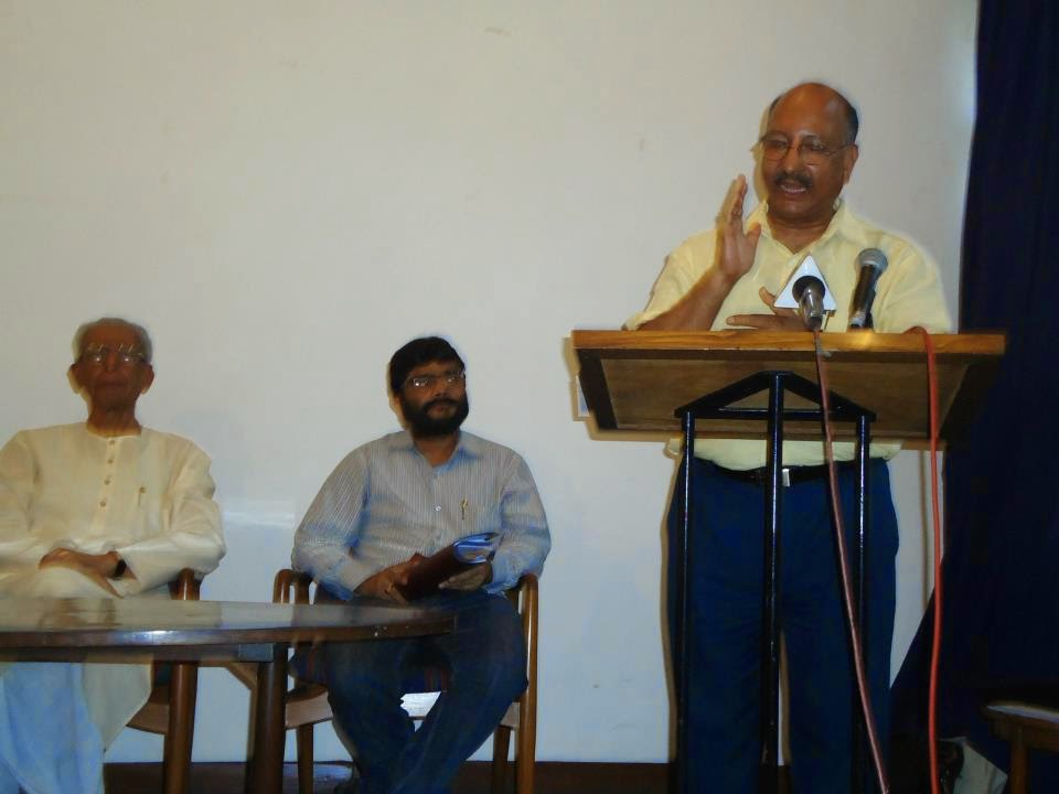 Reading Poetry in Presence of Namvar Singh Ji