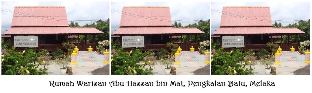 Rumah Warisan Abu Hassan Mat Pengkalan Batu