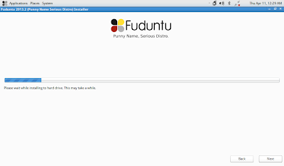 Fuduntu linux review