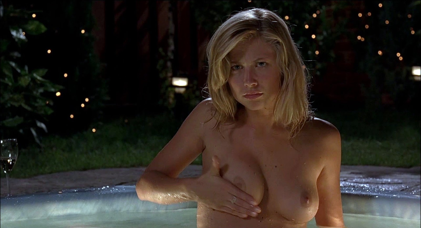 Molly Schade And Lucy Lawless Hot Scenes From Euro Trip