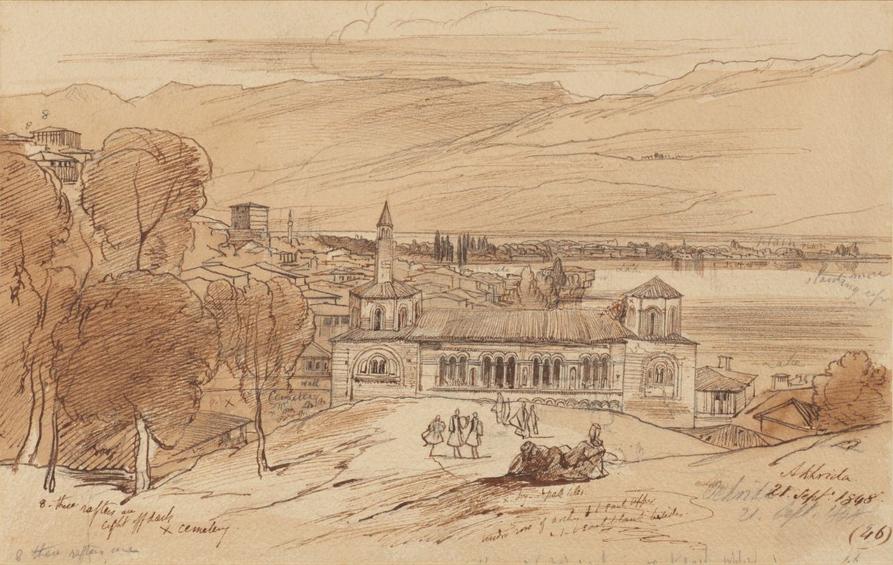 Achrida-Skopjë(1848)