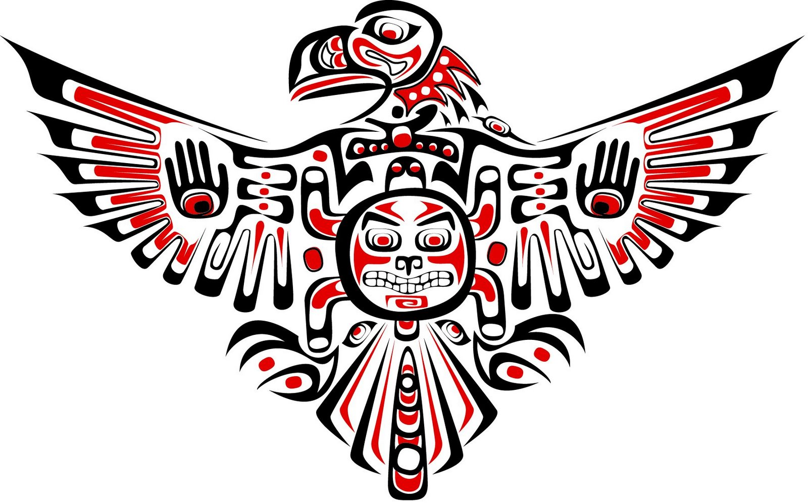 Northwest Coast Native American Tattoo Art