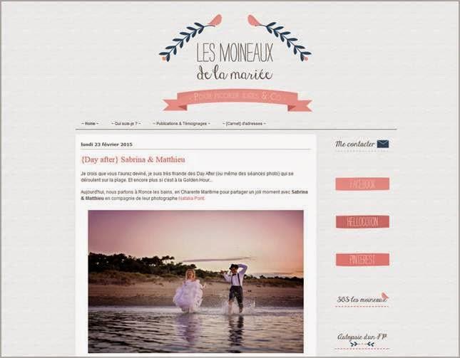 top blog mariage idées inspiration wedding ThatsMee.fr Les moineaux de la Mariée