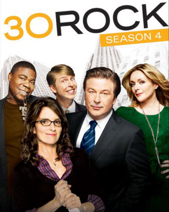 30 Rock Season 4 movie